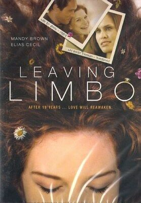 NEW Sealed Christian Drama WS DVD! Leaving Limbo (Mandy Brown, Elias Cecil)