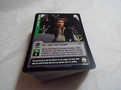 Star Wars Jedi Knights Complete Set Of 1St Day Rares