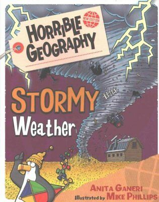 Stormy Weather by Anita Ganeri 9781407163963 (Paperback, 2015)