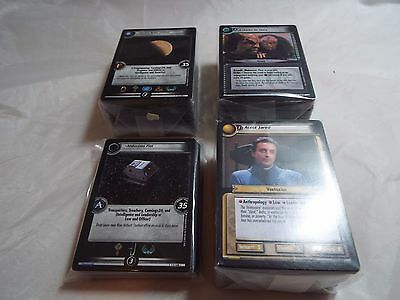 Star Trek Ccg 2E Complete Premiere 415 Card Set