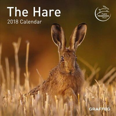 The Hare 2018 by The Hare Preservation Trust 9781912050932 (Calendar, 2017)