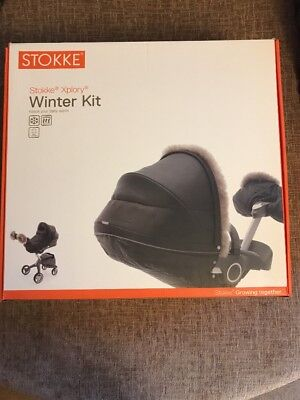 Stokke Black Winter Kit