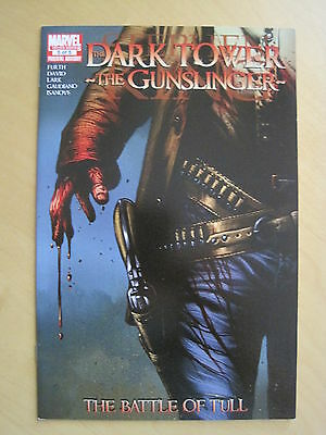 STEPHEN KING : DARK TOWER, The GUNSLINGER, The BATTLE of TULL 5. MARVEL. 2011
