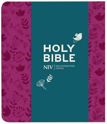 NIV Journalling Bible by New International Version 9781444750027