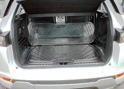 Range Rover Evoque Rubber Boot Mat Liner Options and Bumper Protector