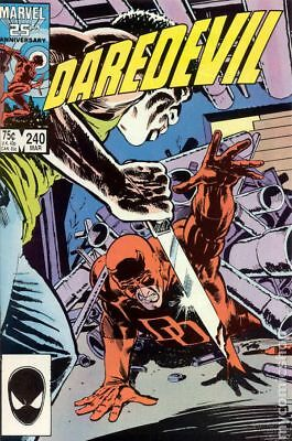Daredevil (1964 1st Series) #240 FN