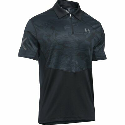 Under Armour Tactical TAC SUB Range Jersey Polo Shirt Jagd Militär (1290431)