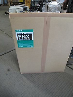 Fuji Film Fnx Ps Plate Negative 514 X 579 X 0.2 50/box (Nib)