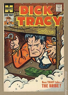 Dick Tracy Monthly (1948-1961) #86 VG 4.0