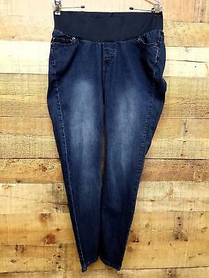 Oh! Mamma Skinny Fit Maternity Jeans Size M