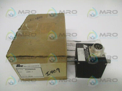 Red Lion Controls 4600060 Shaft Encoder *new In Box*