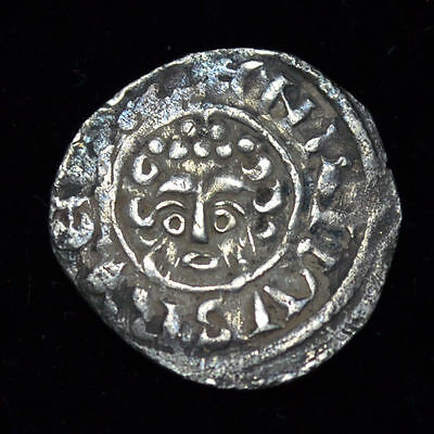 England Henry Iii 1247-72 Short Cross Penny, Class 7B, S-1356B, London/ledulf