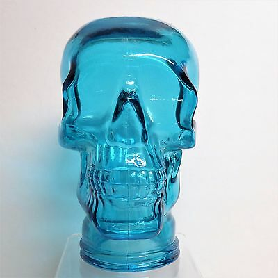 Nwt Recycled Glass Skull Human Head Mannequin Hat Wig Display Halloween