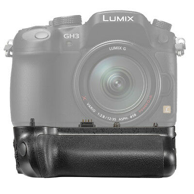 Neewer Replacement Battery Grip for DMW-BGGH3 for Panasonic Lumix GH3 GH4