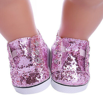 hot sweet girl Gift shoes for American girl doll party n1095