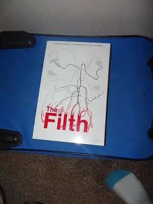DC Comics/Vertigo The Filth Graphic Novel
