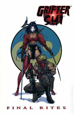 Grifter/Shi Final Rites HC (1996 Image) Signed Edition #1C-1ST NM