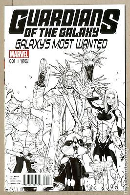 Guardians of the Galaxy Galaxy's Most Wanted (2014) #1B NM- 9.2