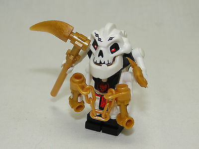 lego ninjago figur samukai skelett mit goldenen waffen. Black Bedroom Furniture Sets. Home Design Ideas