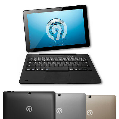 NINETEC Platinum 10 G3 Quad-Core Android 6.0 Tablet PC 10 Zoll mit Keyboard