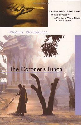 Complete Set Lot of 12 Dr. Siri Paiboun Mystery books by Colin Cotterill Coroner