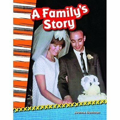 A Family's Story (Primary Source Readers) - Perfect Paperback NEW Jeanne Dustman
