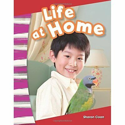 Life at Home (Primary Source Readers) - Perfect Paperback NEW Sharon Coan(Aut 20