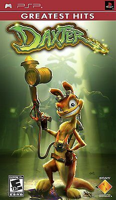 Daxter PSP Sony PSP Brand New Factory Sealed