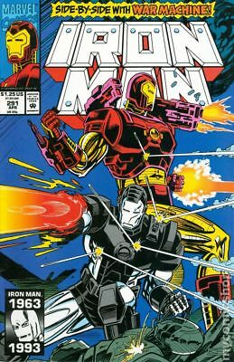 Iron Man (1968 1st Series) #291 FN