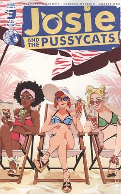 Josie and The Pussycats (2016 Archie) #3A NM