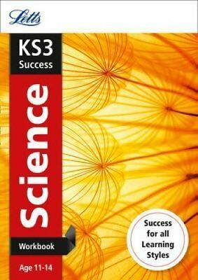 KS3 Science Workbook by Letts KS3 9781844197644 (Paperback, 2014)