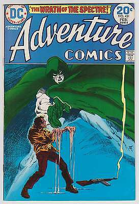 L4332: Adventure Comics #431, Vol 1, Very Fine Condition