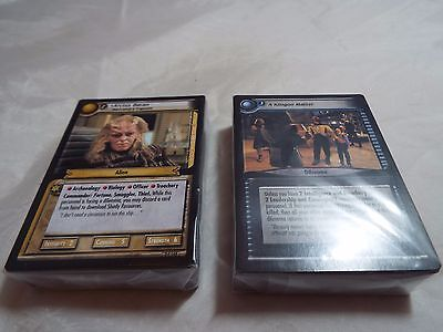 Star Trek Ccg 2E Energize Complete Common And Uncommon Set
