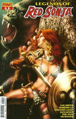 Legends of Red Sonja (2013 Dynamite) #4A NM