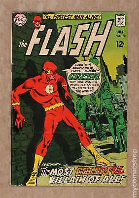 Flash (1959 1st Series DC) #188 VG/FN 5.0