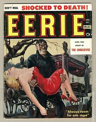 Eerie Tales (1959 Hastings) #1 GD/VG 3.0