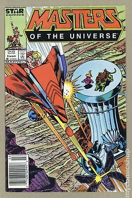 Masters of the Universe (1986 2nd Series Marvel/Star Comics) #6 VF 8.0