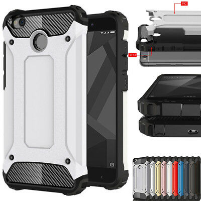 Shockproof Dual Layer Hybrid Armor Protective Case Cover For Xiaomi 5C/ Redmi 4X