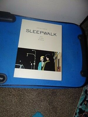 Adrian Tomine Sleepwalk and Other Stories Graphic Novel