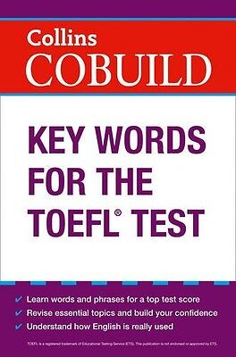 New, COBUILD Key Words for the TOEFL Test (Collins English for the TOEFL Test ),