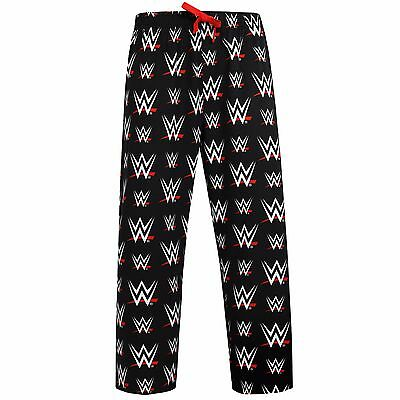 Mens WWE Lounge Pants | WWE Lounge Bottoms | WWE Bottoms | Mens Lounge Pants
