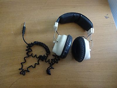 Vintage Retro Boots Audio H150 Stereo Headphones