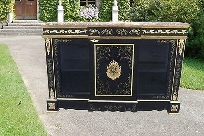 SUPERB Victorian style ornate sideboard Credenza