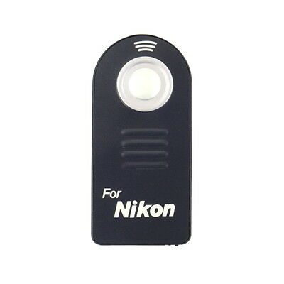 ML-L3 IR Wireless Remote Control for Nikon D5000 D5100 D7000 D3000 D90 D80 BE