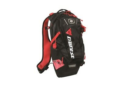 Rucksack Dainese D-Dakar Hydration Backpack stealth black 9,4 Liter