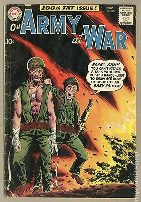 Our Army at War (1952) #100 GD 2.0