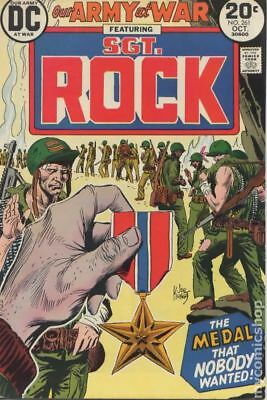 Our Army at War (1952) #261 VG+ 4.5 LOW GRADE