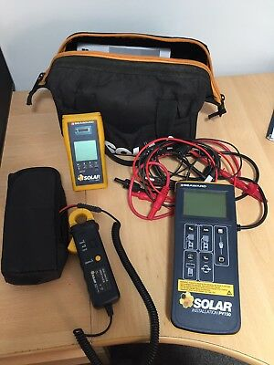 Solar Test Equipment