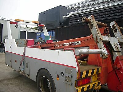 HEAVY WRECKER BODY UNDERLIFT tft recovery can deliver FULLY WORKING