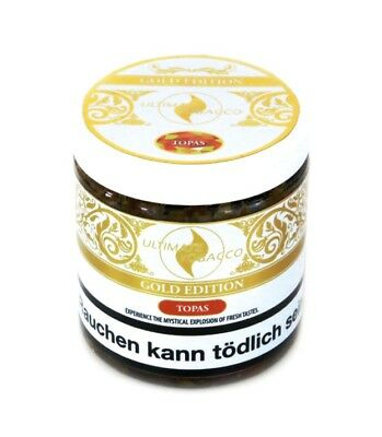 Ultimate Tobacco Gold Edition Topas 150g